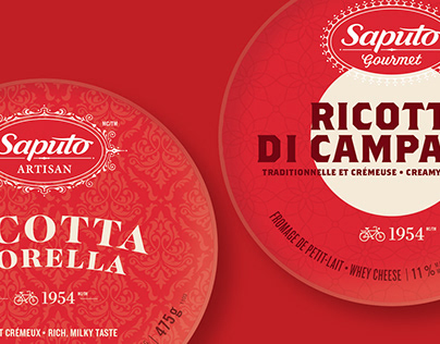 Saputo – Packaging