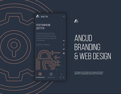 ANCUD — Branding & Web-Design