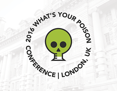 What's Your Poison Conference Brand System