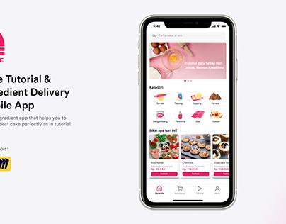Kuwe-UX/UI Mobile App Design