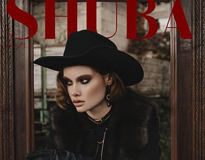 FRAMED IN TIME Coverstory for SHUBA Magazine