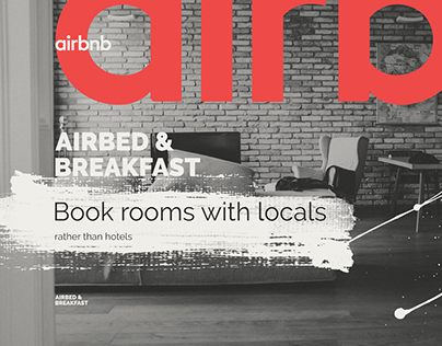 AirBnb Pitch Deck Redesign