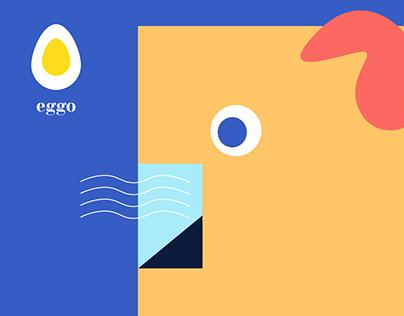 Eggo UI UX - Daily Creative Challenge