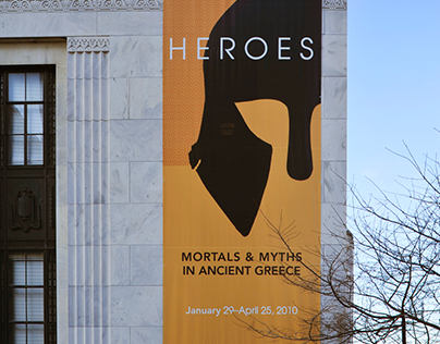 Heroes: Mortals & Myths In Ancient Greece