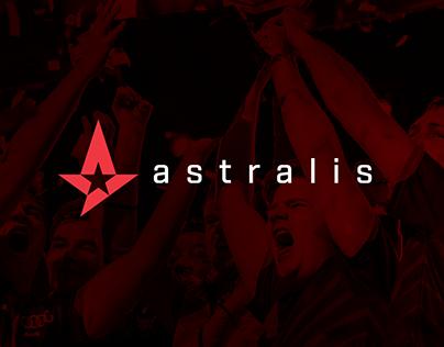 Astralis Social Media