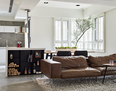 RIS Interior Design | Oasis away from the urban jungle