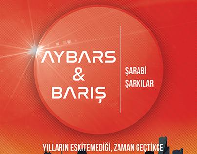 Event Flyer, Karadeniz Balık için canlı müzik duyurusu