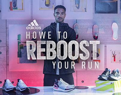 Adidas - Howe to reboost your run [We are social]