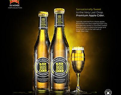 Black Bos Cider Concept Renders