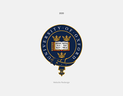 University of Oxford — new website