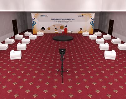 Mandiri Silaturahmi Tahun Baru 2021