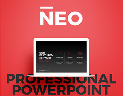 NEO | Professional multipurpose Powerpoint template