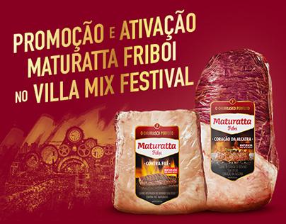 Maturatta Friboi - Villa Mix Festival