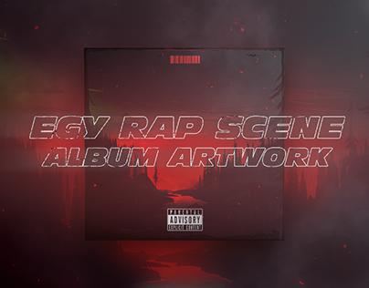 EGY Rap Scene Album Artwork