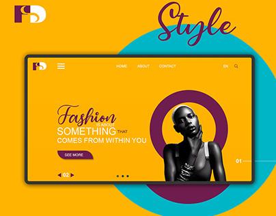 Website Design - (Banner)