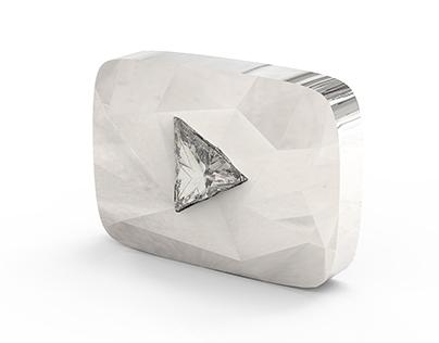 Diamond Play Button YouTube