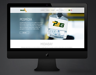 Site - Midia Bay - WordPress