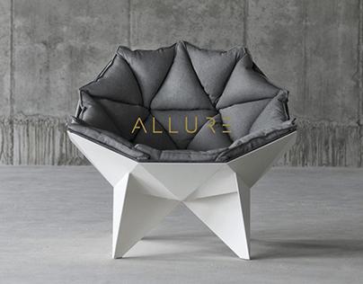 UI/UX design for ALLURE