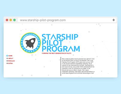 Starship Pilot Program (2016 - 2017)