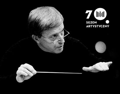 Visual Identity of the Kraków Philharmonic 2014/15