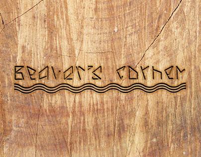 """Logo for """"Beaver's Corner"""""""