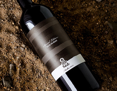 Chiara Wines Rally Dakar edition - Wine label