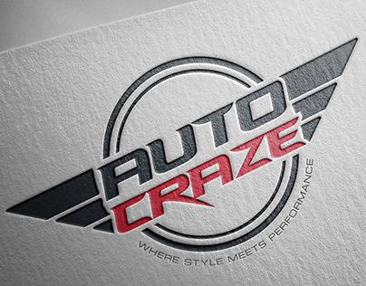 Autocraze Rebrand and Design