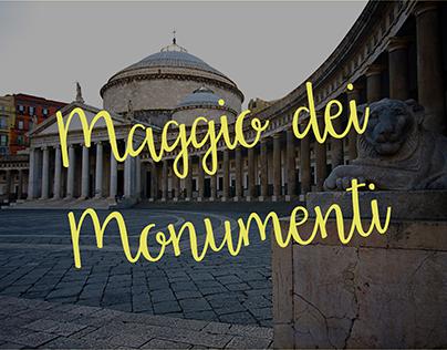 Maggio dei Monumenti - Napoli 2016