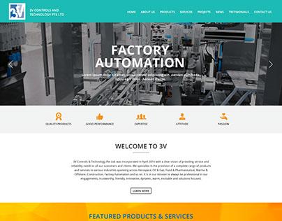 3V Controls & Technology Pte Ltd