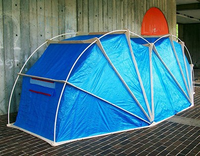 Isopoda Mobile Shelter