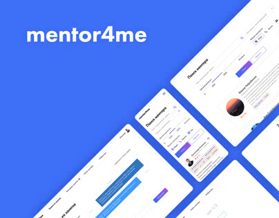 Mentor4me — mentor platform