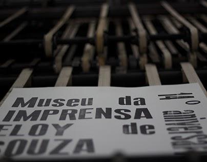 14º aniversário Museu da Imprensa Eloy de Souza