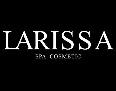 LARISSA Spa | Cosmetıc Logo Design