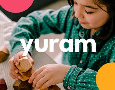 Yuram - Branding