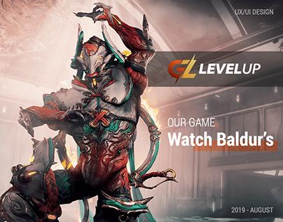 GL LevelUp   Website