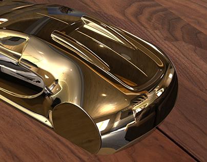 Bugatti Veyron Speedform