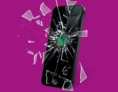 Anúncio - Assistência Técnica Smartphones