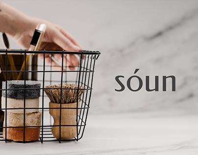 soun eco-friendly home decor store Logo | логотип