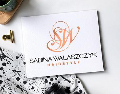 BRANDING: SABINA WALASZCZYK HAIRSTYLE