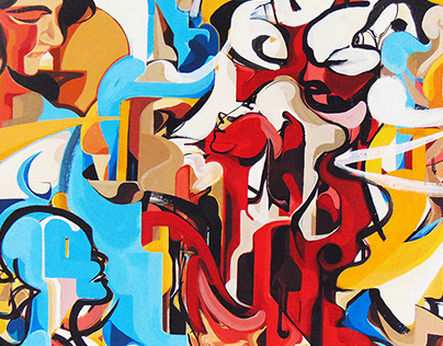 Fine Arts - Painting 2015