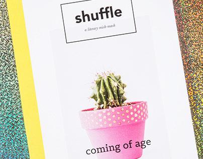 shuffle - a literary mish-mash