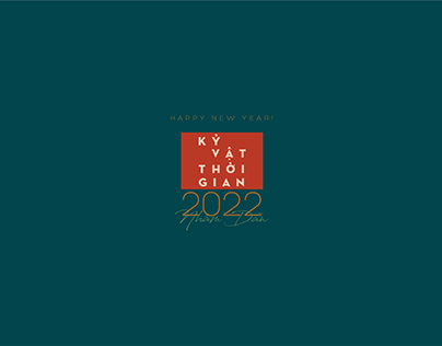 Calendar 2022: Kỷ Vật Thời Gian