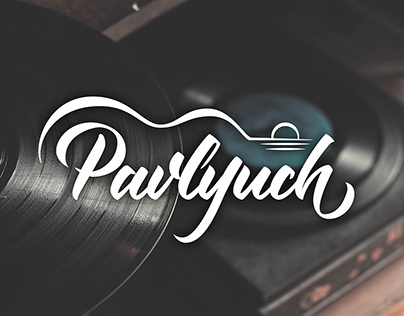 Logo for Pavlyuch music