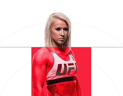 UFC - web concept