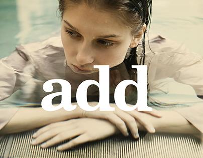 Add - E-commerce Ux/Ui Design