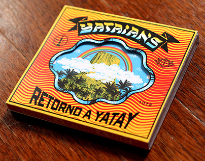 Yataians, Retorno a Yatay. Album art