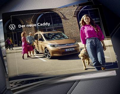 Caddy Neueinführung