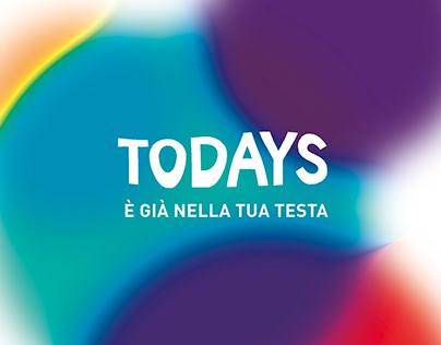 Todays Music Festival - Advertising