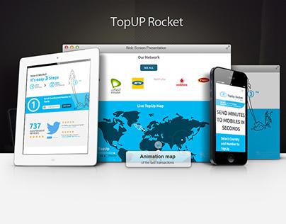 TopUp Rocket