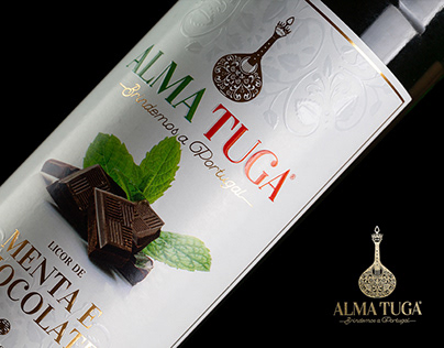 Alma Tuga - Packaging and Label Design